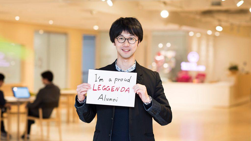 レジェンダ・アルムナイ小坂崇さん