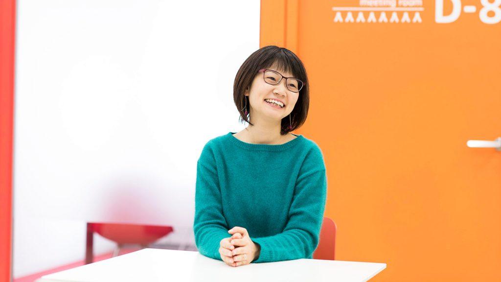 公文・アルムナイ金恵栄さん
