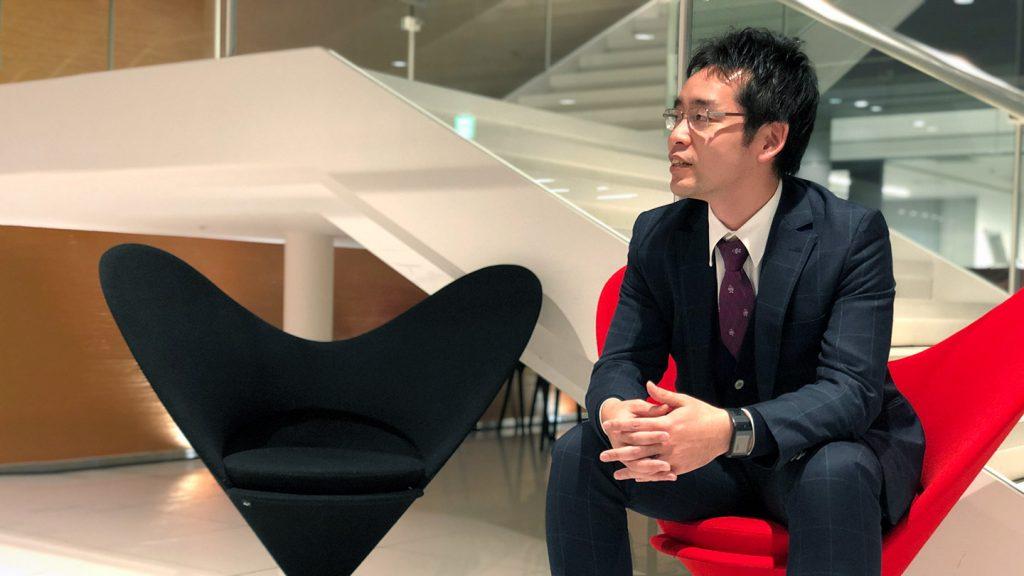 ウェストUCジャパン株式会社 ジネスディベロップメントマネジャー  横田 浩幸 さん