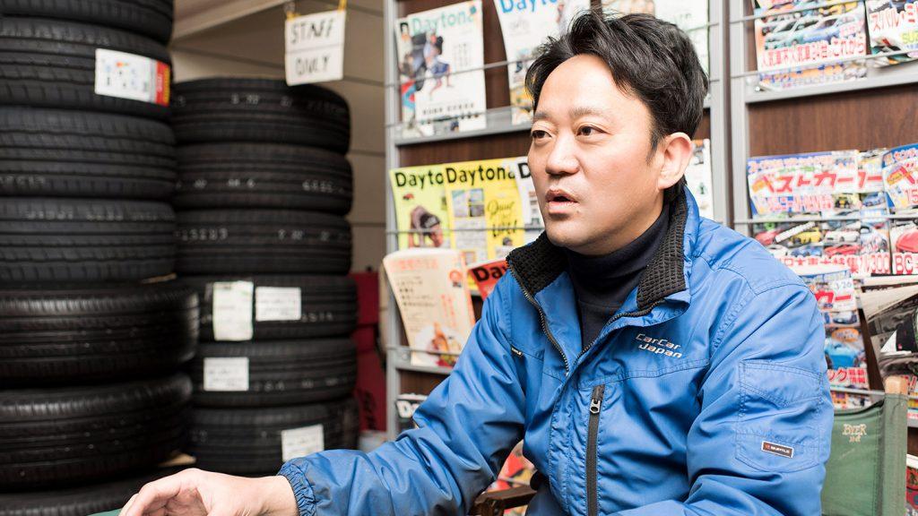 株式会社カーカージャパン 代表取締役 新谷 滋生 氏