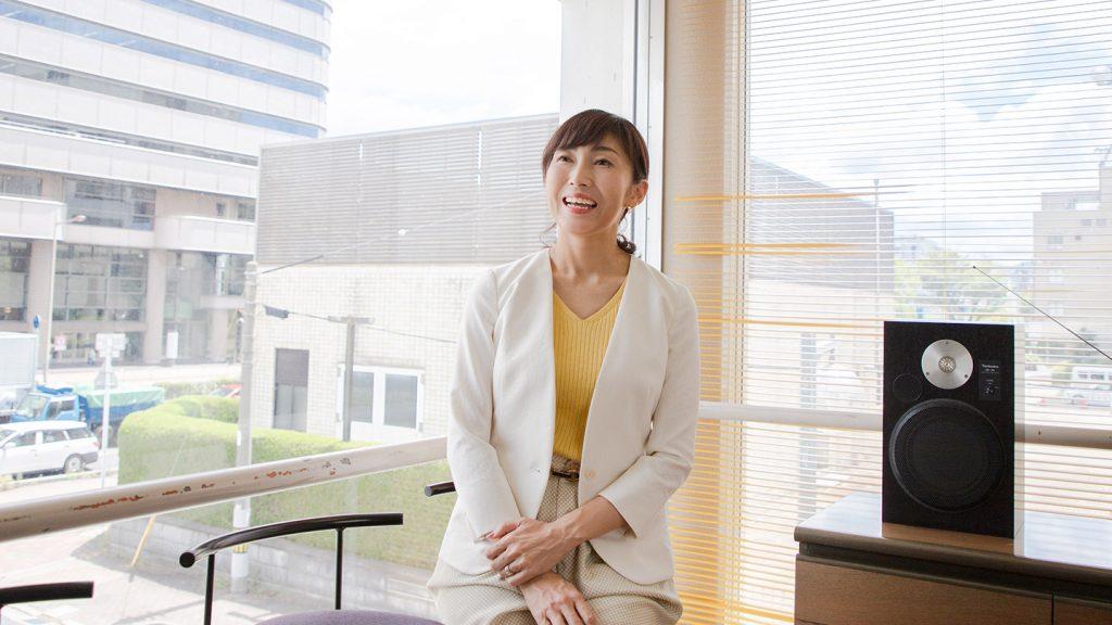 フリーアナウンサー/イメージコンサルタント 徳永  真紀さん