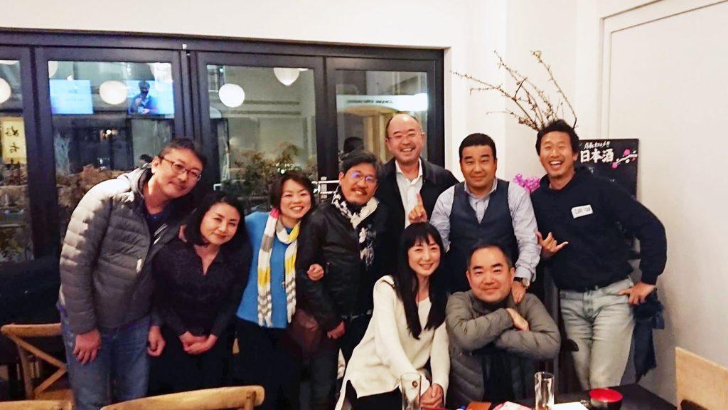 オールアバウト アルムナイと東京で再会したときの写真