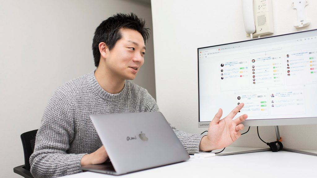 Sansan・アルムナイ堀江真弘さん