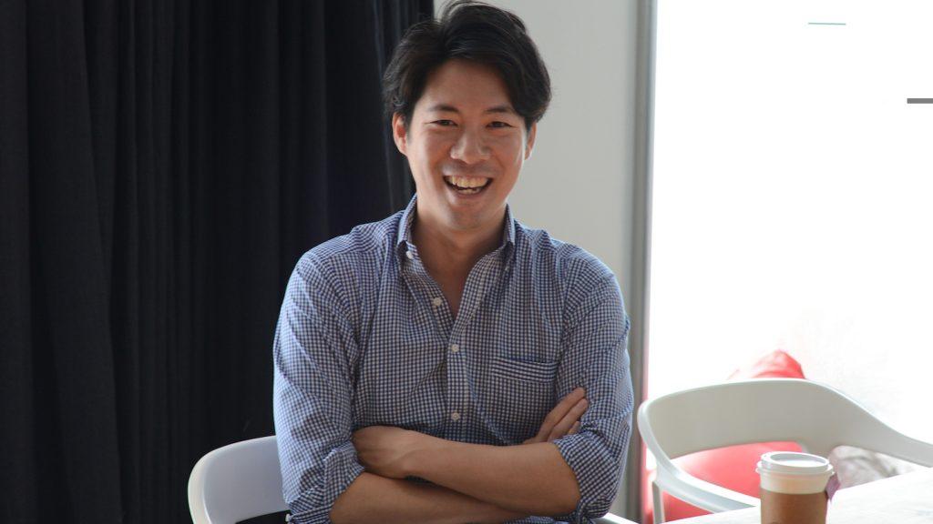 株式会社リフカムの社長・清水巧さん
